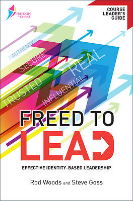 Picture of Freed to Lead Course Leader's Guide
