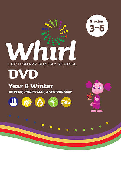 Picture of Whirl Lectionary Grades 3-6 DVD Winter Year B