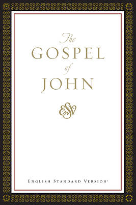 Picture of The Gospel of John--English Standard Version