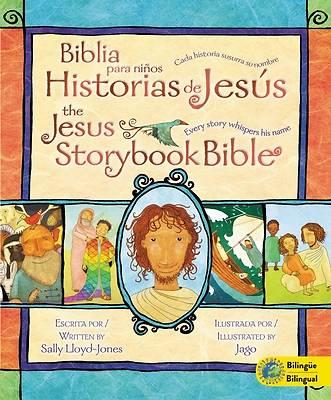 Picture of Biblia Para Ninos Historias de Jesus/The Jesus Storybook Bible