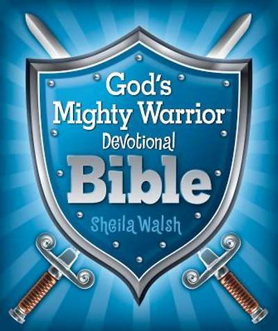 Gods Mighty Warrior Devotional Bible