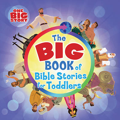 Picture of The Big Book of Bible Stories for Toddlers (Padded)