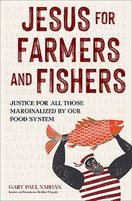 Picture of Jesus for Farmers and Fishers