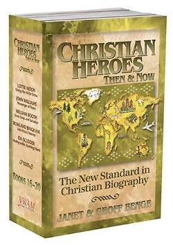 Christian Heroes Gift Set (16-20)