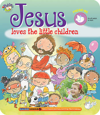 Picture of Jesus Loves the Little Children