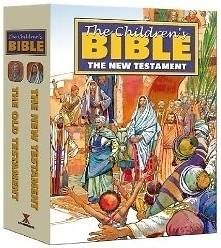 Picture of The Children's Bible - Old and New Testaments in a Slipcase