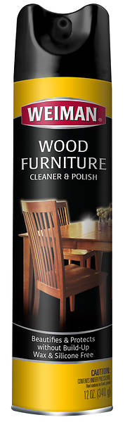 Weiman Wood Furniture Cleaner & Polish