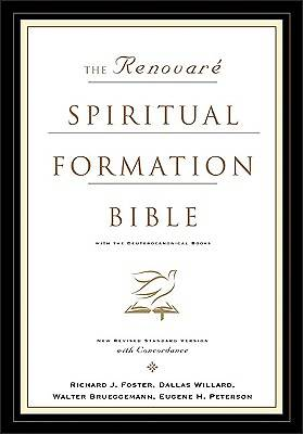 Renovare Spiritual Formation Bible New Revised Standard Version with Apocrypha