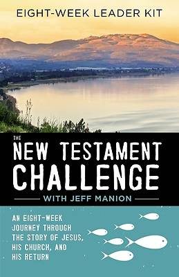 Picture of The New Testament Challenge Leader's Kit