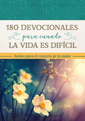 Picture of 180 Devocionales Para Cuando La Vida Está Complicada