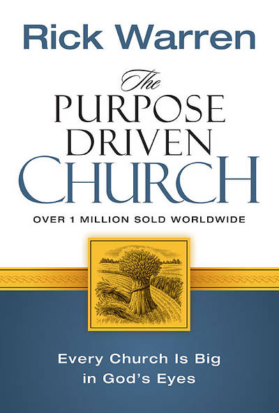 Picture of The Purpose Driven Church