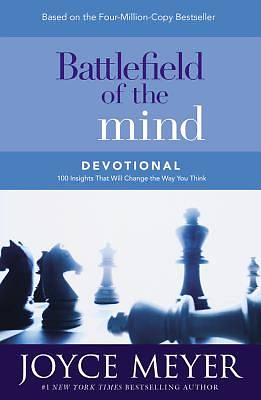 Picture of Battlefield of the Mind Devotional