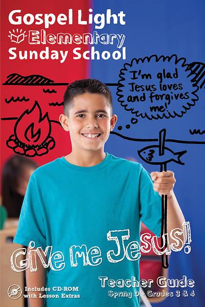 Picture of Gospel Light Grade 3-4 Teacher Guide Spring Year D