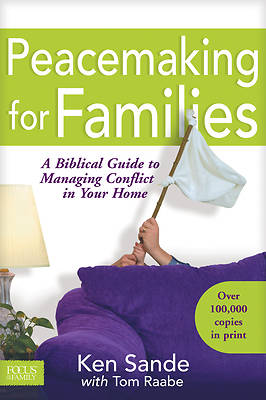 Picture of Peacemaking for Families