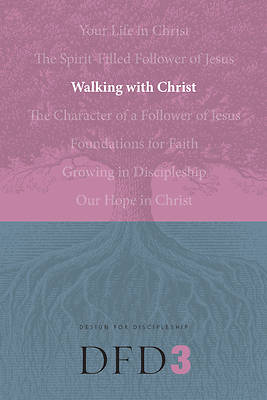 Picture of Design for Discipleship Bible Studies - Walking with Christ