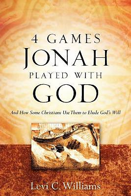 Picture of 4 Games Jonah Played with God