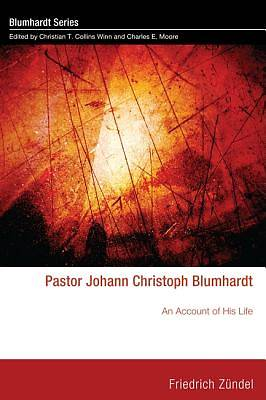 Picture of Pastor Johann Christoph Blumhardt