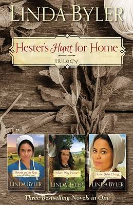 Picture of Hester's Hunt for Home Trilogy