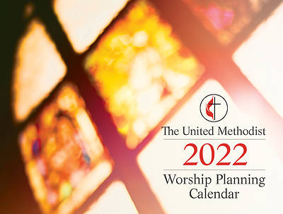 Picture of The United Methodist Worship Planning Calendar 2022