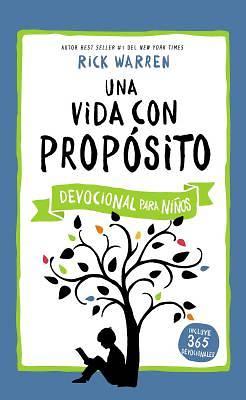 Picture of Una Vida Con Proposito - Devocional Para Ninos
