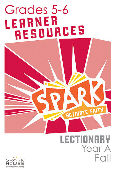 Spark Lectionary Grades 5-6 Learner Leaflet Fall Year A