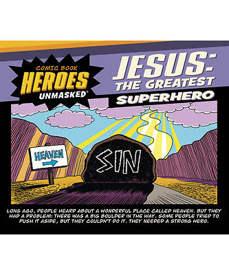 Picture of Heroes Unmasked 2020 Comic Book (Pkg. of 10)