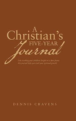 A Christians Five-Year Journal