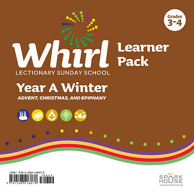 Whirl Lectionary Grades 3-4 Learner Leaflet Winter Year A