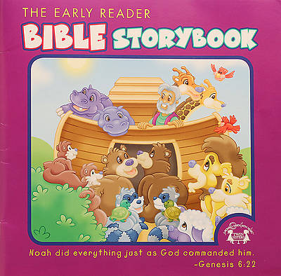 Early Reader Bible Storybook