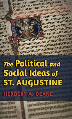 Picture of Political and Social Ideas of St. Augustine