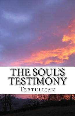Picture of The Soul's Testimony