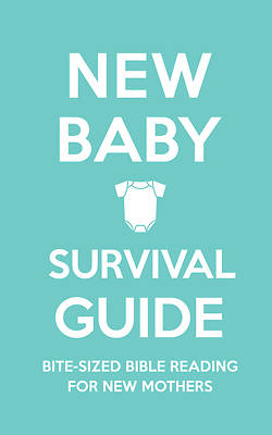 Picture of New Baby Survival Guide Hardback