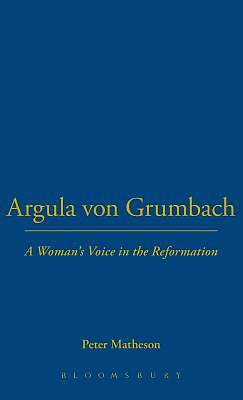 Picture of Argula Von Grumbach