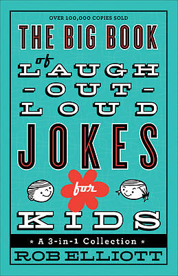 Picture of The Big Book of Laugh-Out-Loud Jokes for Kids