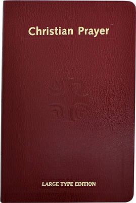 Picture of Christian Prayer (Large Type)
