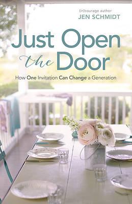 Picture of Just Open the Door