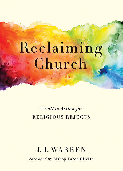Picture of Reclaiming Church - eBook [ePub]