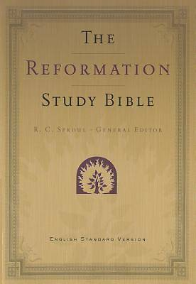 Reformation Study Bible - ESV - 2nd Edition with Maps