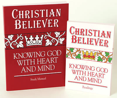 Picture of Christian Believer Reading Package