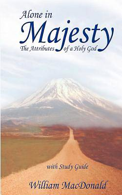 Alone in Majesty with Study Guide [ePub Ebook]