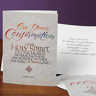 On Your Confirmation Card (Pkg 6)