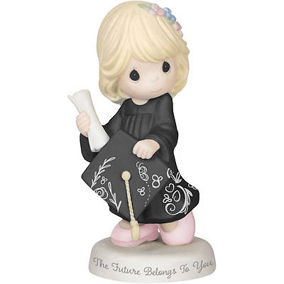 Picture of The Future Belongs to You Graduation Girl Figurine