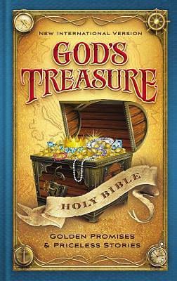 Picture of NIV God's Treasure Holy Bible, Hardcover