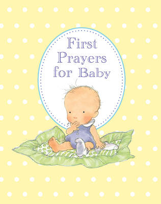 First Prayers for Baby