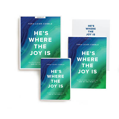 Picture of He's Where the Joy Is - Leader Kit