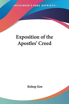 Picture of Exposition of the Apostles' Creed