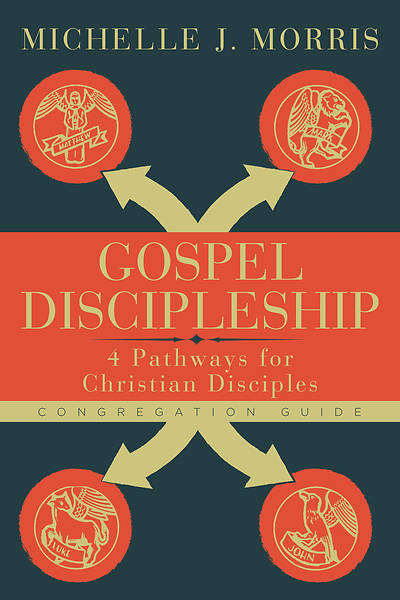 Picture of Gospel Discipleship Congregation Guide