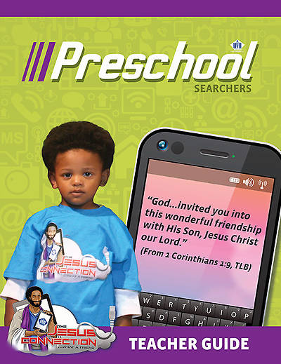 UMI VBS 2014 The Jesus Connection Preschool Teacher Guide
