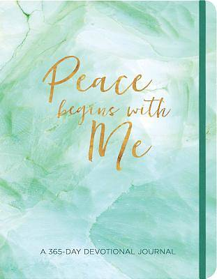 Picture of Peace Begins with Me Journal