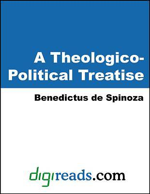 A Theologico-Political Treatise [Adobe Ebook]